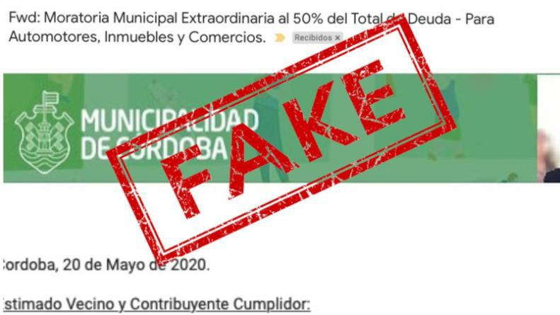 falso mail